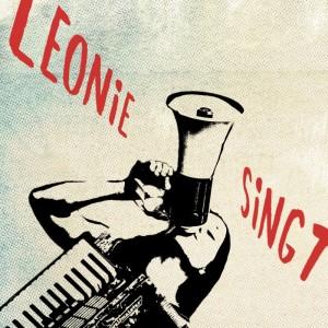 Leonie singt_Plakat_©Lilly Flux_leer