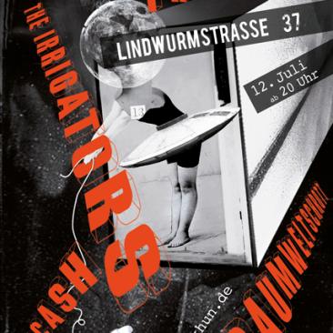 Plakate und Flyer
